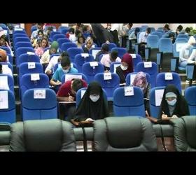 المناظرة العلمية لطلبة جامعة النهرين.